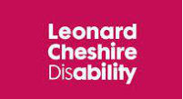 leonard cheshire charity for helping those with disabilities