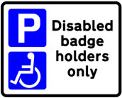 the blue badge scheme for disabled motorists